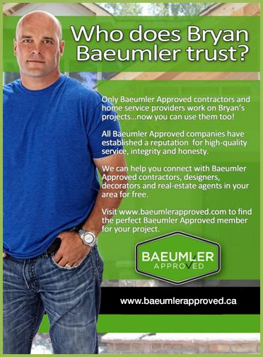 Baeulmer Approved Contractor