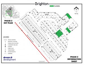 Brighton phase 3-2 sales map