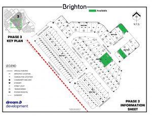 Brighton phase 3-2 sales map